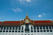 Free Pavilion  Or Measure Wat Phra Kaew. Royalty Free Stock Images - 15881429
