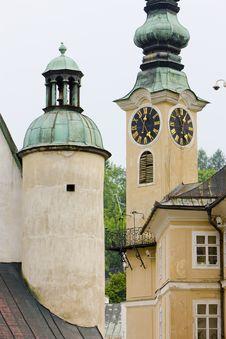 Free Banska Stiavnica, Slovakia Royalty Free Stock Photography - 15882337