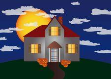 Free Halloween House Stock Photos - 15883013