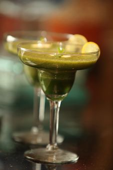 Free Fresh Martini Cocktail Stock Photography - 15883802