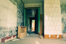 Free Abandoned Room Stock Photos - 15883923
