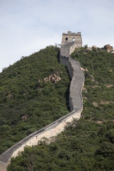 Free The Great Wall Royalty Free Stock Photography - 15884887