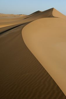 Free Dune 1 Royalty Free Stock Photos - 15885518