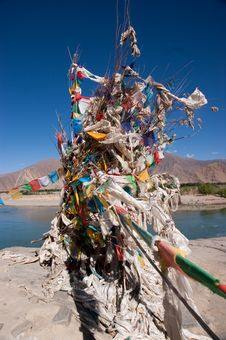 Free Lake In Tibet, China Stock Images - 15885954