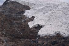 Free Glacier Royalty Free Stock Photography - 15886117