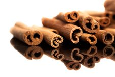 Free Cinnamon Stick Isolated Stock Photos - 15886133