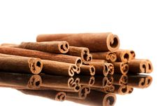 Free Cinnamon Stick Isolated Stock Image - 15886141
