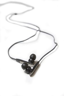 Free Earphones Stock Photos - 15886443