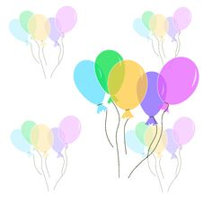 Free Balloons Stock Photography - 15886712