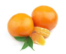Free Tangerines(orange) Stock Photography - 15887162