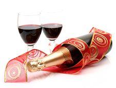 Free Wine Royalty Free Stock Photo - 15887735