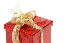 Free Red Gift Box Stock Photo - 15888070