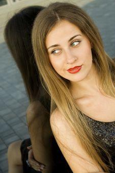 Free Beautiful Woman Royalty Free Stock Photo - 15888375