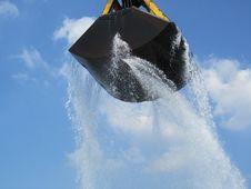 Free Hoisting Crane Stock Photography - 15888412