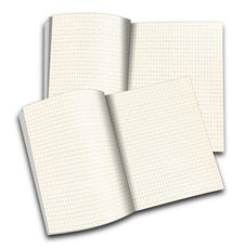 Free 3D Illustration Of Squared Notebook, Stock Photo - 15889860