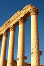 Free Site Of Palmyra Royalty Free Stock Images - 15890579