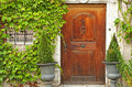 Free Wooden Door Royalty Free Stock Image - 15891156