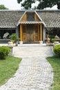 Free Teahouse In Garden Stock Photos - 15892823