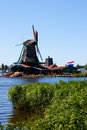 Free Mills In Holland Stock Image - 15893281
