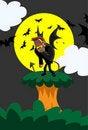 Free The Bat Man Ghost Stock Photo - 15894630