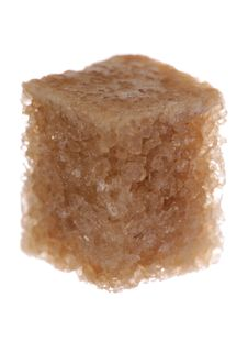 Free Brown Sugar Cube Stock Photo - 15890050