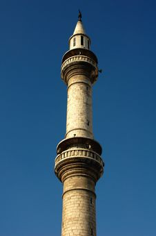 Mosque Tower Stock Photography