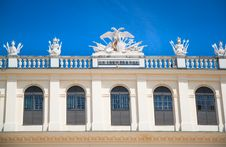Free Detail Of Castle Schoenbrunn In Vienna Stock Photography - 15890132