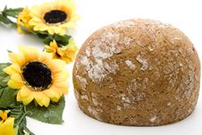 Free Bread With Sunflower Stock Photos - 15890193