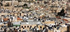 Free Old City Of Jerusalem Stock Photo - 15890230