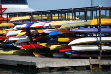 Free Kayaks Stock Photos - 15891103