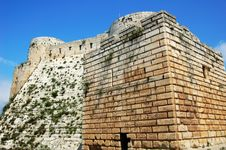 Free Ancient Castle In Syria Royalty Free Stock Photo - 15891185
