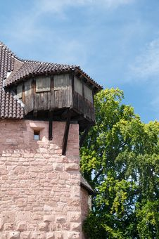 Free Haut-Koenigsbourg Castle Royalty Free Stock Image - 15891206