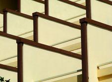 Free Balconies Stock Image - 15891381