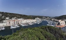 Free France, Corsica, Bonifacio Royalty Free Stock Photo - 15893055
