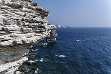Free France, Corsica, Bonifacio Royalty Free Stock Photos - 15893118