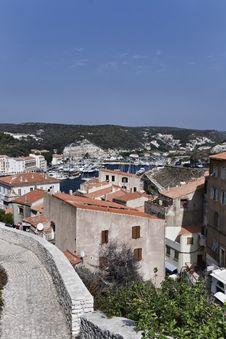 Free France, Corsica, Bonifacio Royalty Free Stock Image - 15893356