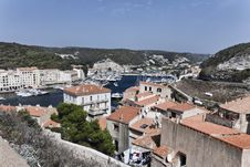 Free France, Corsica, Bonifacio Royalty Free Stock Photos - 15893378