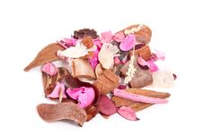 Free Colorful Pink And Brown Potpourri Royalty Free Stock Image - 15893406