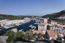 Free France, Corsica, Bonifacio Stock Image - 15893441