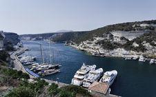 Free France, Corsica, Bonifacio Stock Photos - 15893463