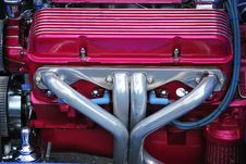 Free Classic Car Engine Stock Photos - 15893873