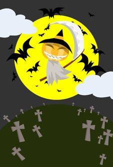 Free Happy  Halloween Royalty Free Stock Photos - 15894438