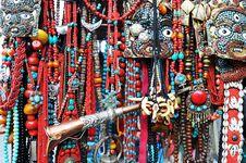 Free Tibetan Jewelry Stock Photos - 15894953