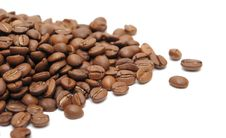 Free Heap Of Coffee Beans Royalty Free Stock Photo - 15894955