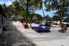 Free Tropical Beach Stock Photo - 15894970