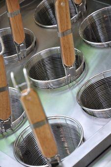 Free Kitchen Equipment Stock Image - 15895011