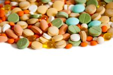 Free Pills Stock Photography - 15895572