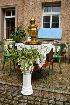 Free The Samovar Stock Image - 15895791