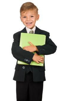 Free Boy In Suit Royalty Free Stock Photos - 15895908