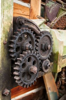 Free Sprocket Stock Images - 15895954